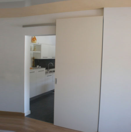 Porta scorrevole di vetro a parete prezzo la scelta - Porta vetro scorrevole prezzo ...