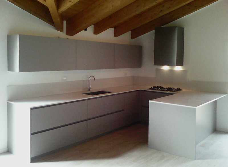 Best cucine con ante scorrevoli gallery ideas design - Armadio cucina richiudibile ...
