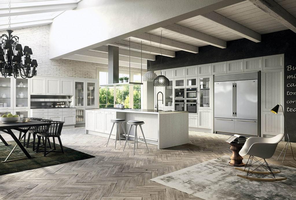 Arredamento: cucine, camere, cabine armadio...